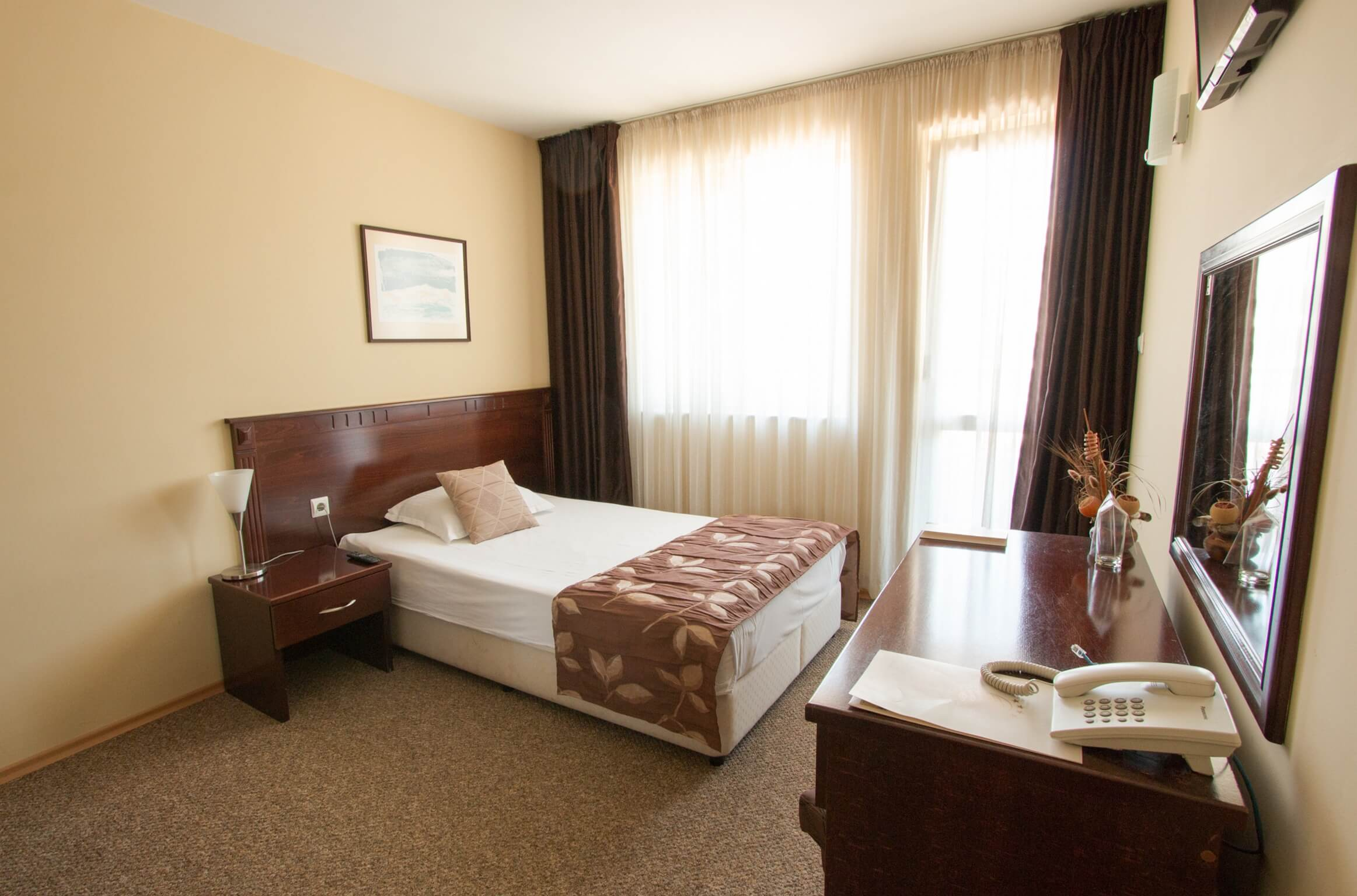 Single Room Hotel Divesta Varna